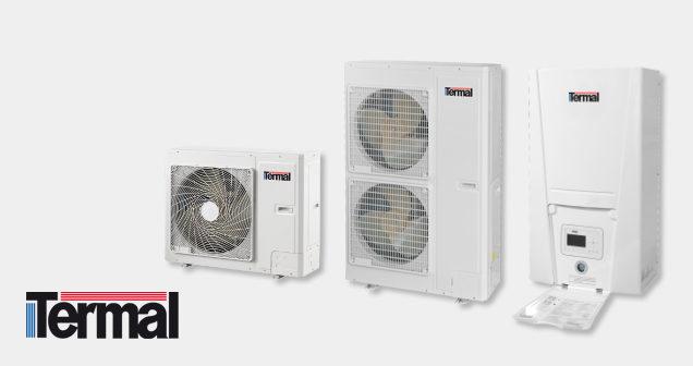 Dual ht u pompa di calore aria acqua climatizzatori