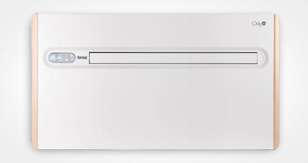 Climatizzazione residenziale climatizzatori - Condizionatori ad acqua senza unita esterna ...