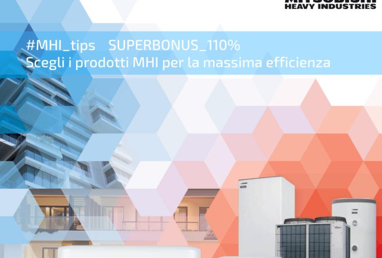 MHI superbonus 110%