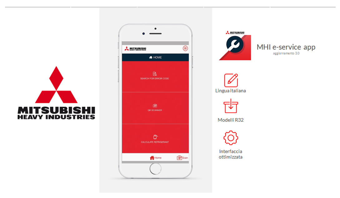 mhi e-service app